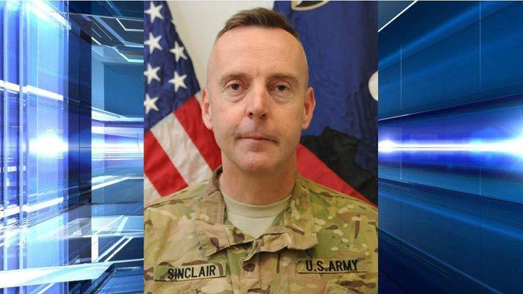 US Army Brigadier General Jeffrey Sinclair