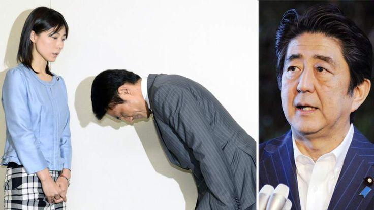 Japan sexism row