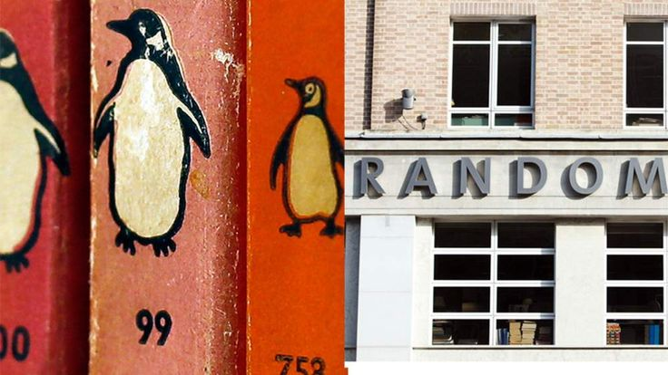 The merger between Penguin publisher Pearson and Random House