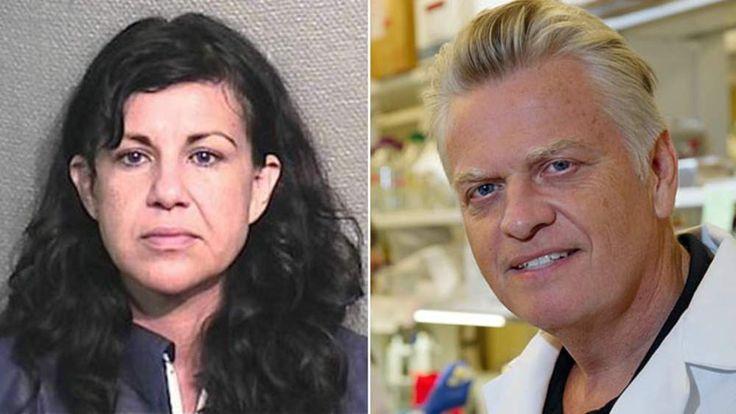 Ana Lilia Trujillo and Alf Stefan Andersson