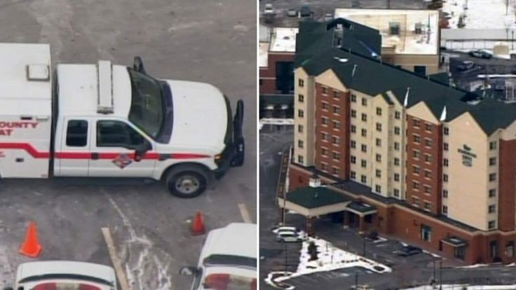 Suspicious powder was sent to at least five New Jersey hotels