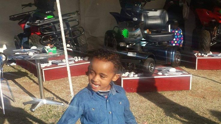 Four year old Taegrin Morris was killed during a hijacking attempt in South Africa