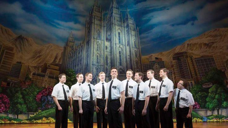 Book of Mormon production stills