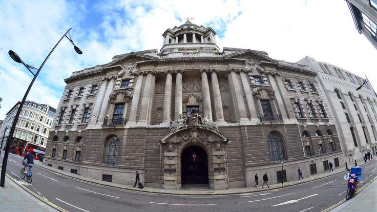 The Central Criminal Court, London