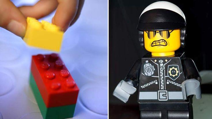 Lego theft