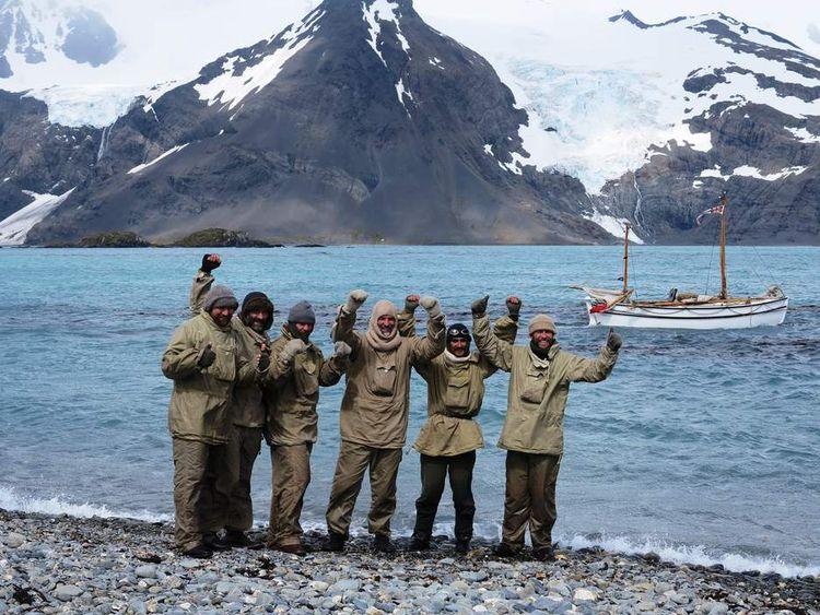 Southern Ocean crossing