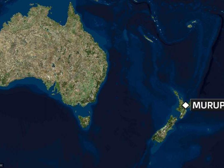 Murupara map