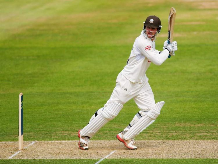 Tom Maynard Of Surrey Picks Up Some Runs In 2012