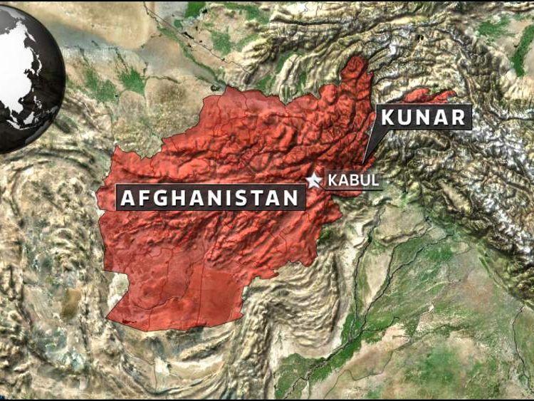 Kunar, Afghanistan