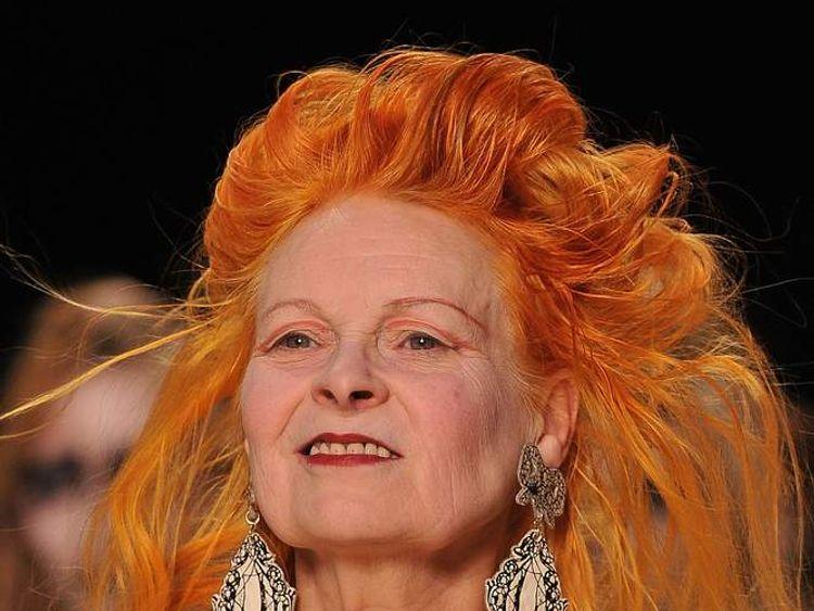 Vivienne Westwood: Runway - Paris Fashion Week Fall/Winter 2012