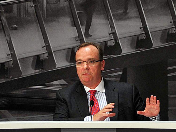 HSBC group chief executive Stuart Gulliver