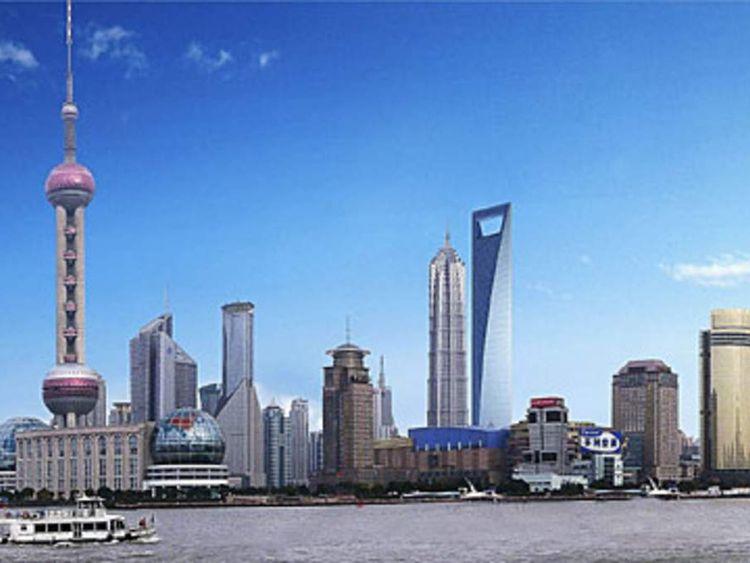 95 shanghai tallest building