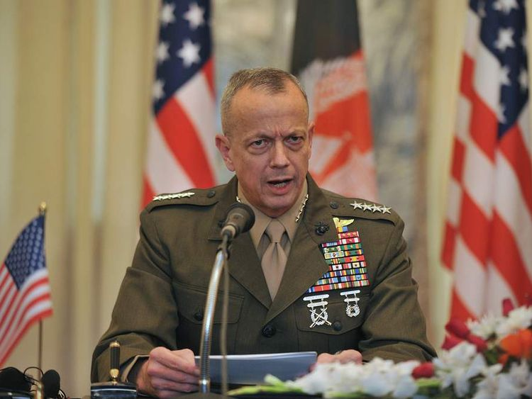 Marine General John Allen