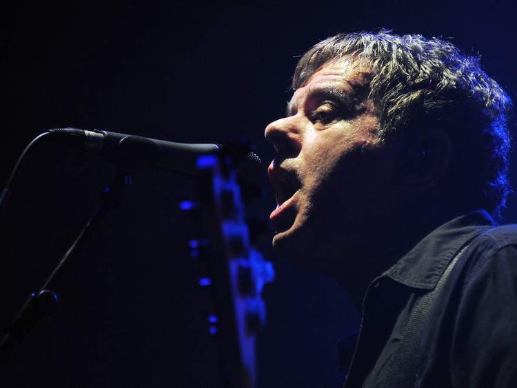 Stranglers singer and bass player Jean-Jacques Burnel