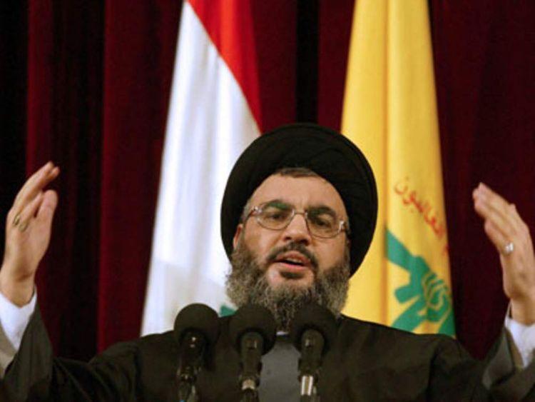 pg Sheikh Hassan Nasrallah, Hizbollah Sec General