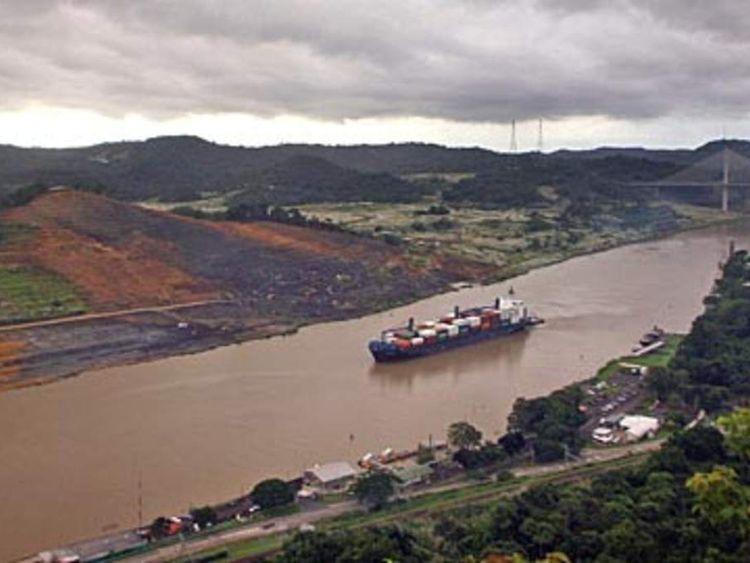 pg1 Panama Canal