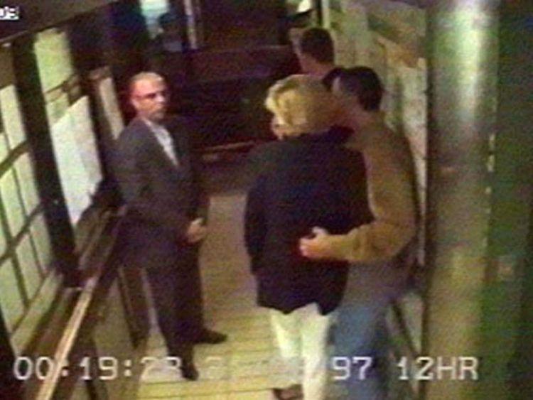 pg3 Dodi Al Fayed CCTV ritz princess diana