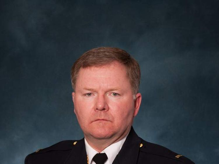 Brian Murphy, officer shot by gunman at Sikh place of worship in Oak Creek, Wisconsin