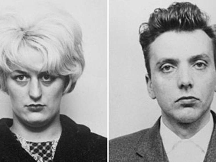 Moors Murderers Myra Hindley and Ian Brady