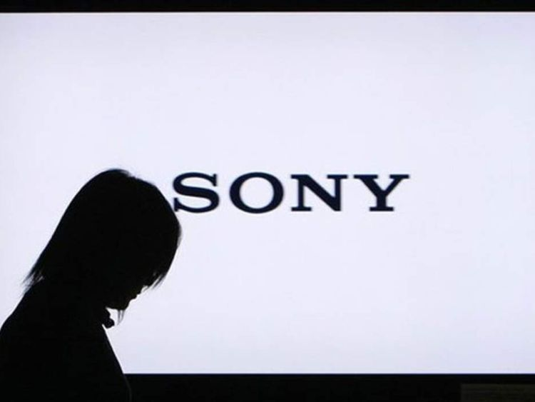 Sony screen