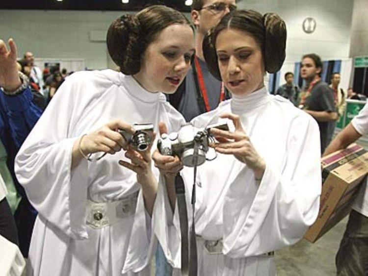 PG Star Wars Celebration Convention 4