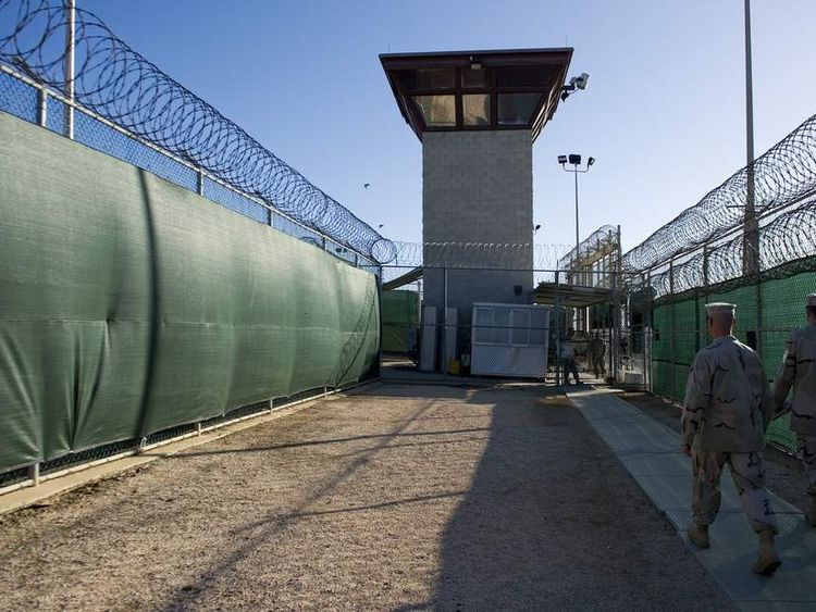 Guantanamo detainees were reportedly trained to be secret agents
