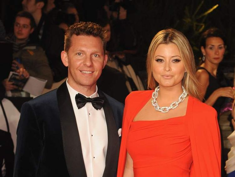 Nick Candy and Holly Valance