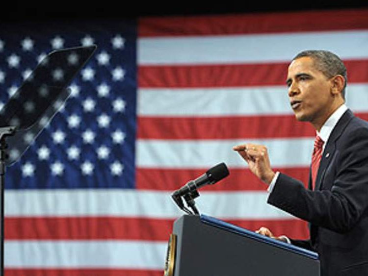President Obama speaks at West Point military academy