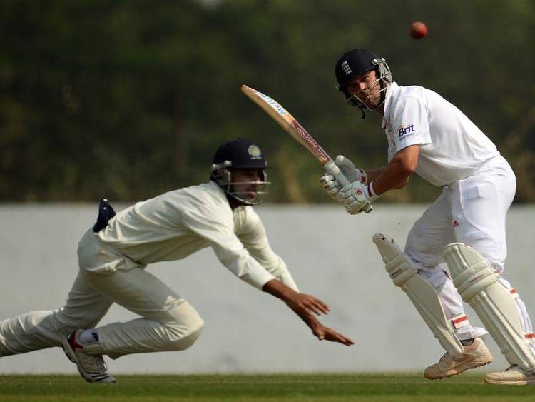 Trott in India