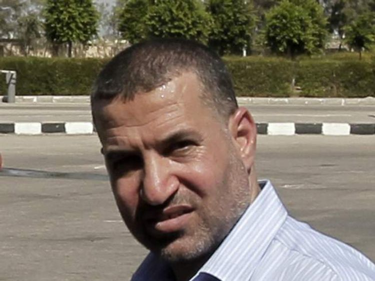 Ahmed Jaabari killed in airstrike