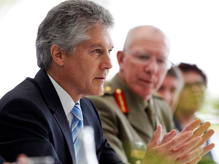 Australian Defence Minister Stephen Smith