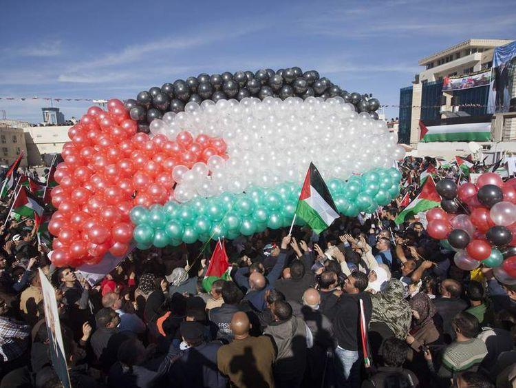 PALESTINIAN-ISRAEL-DIPLOMACY