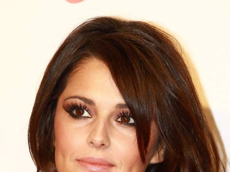 Former Girls Aloud singer Cheryl Cole