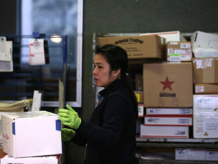 Post Offices Gear Up For Busiest Day Of The Year