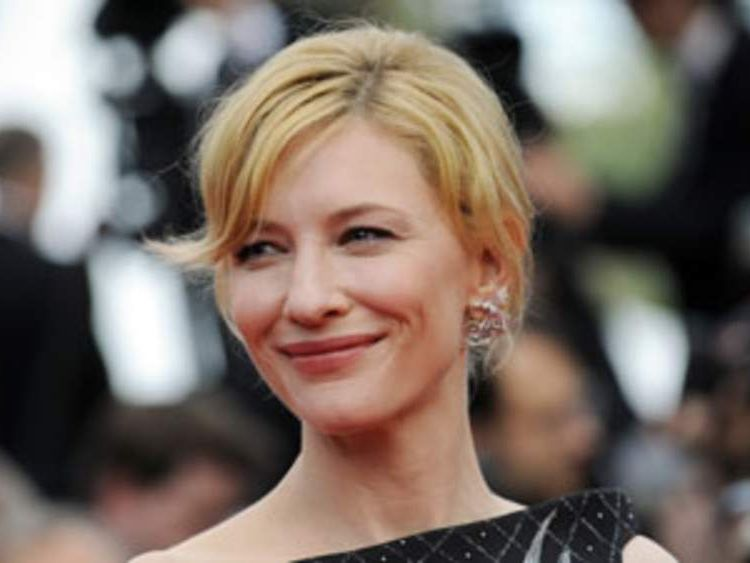Australian actress Cate Blanchett arrives for the opening ceremony and screening of Robin Hood at the 63rd Cannes Film Festival