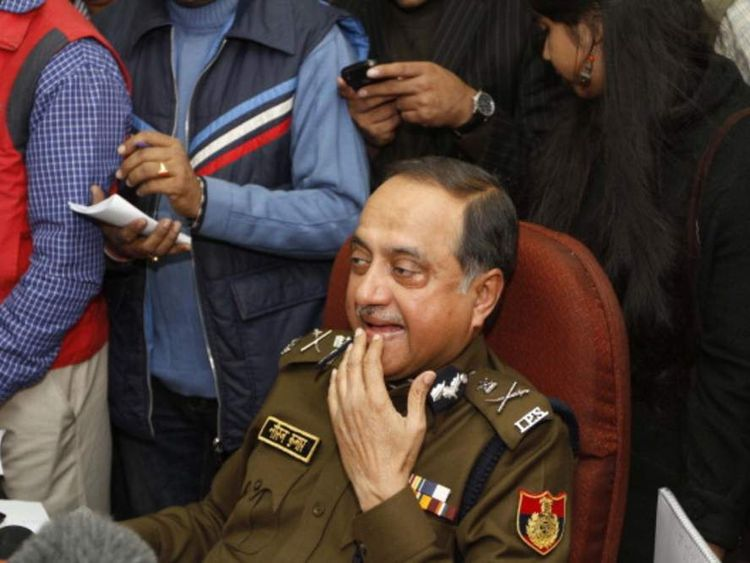 Delhi Police Commissioner Press Conference On Gang Rape Case