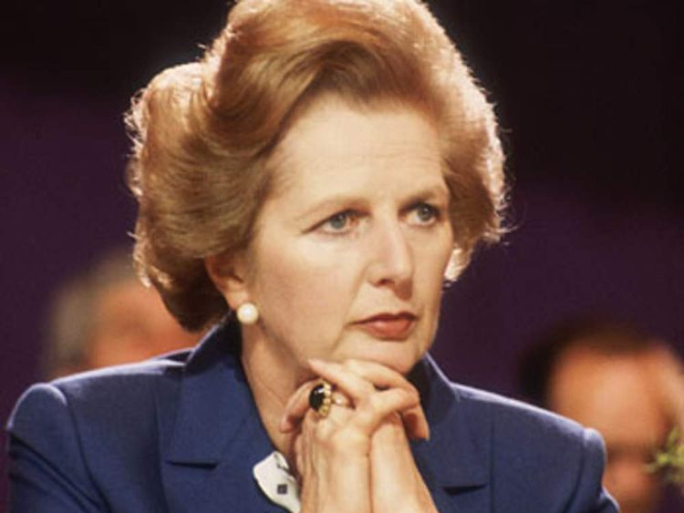 pg1 Margaret Thatcher through the years