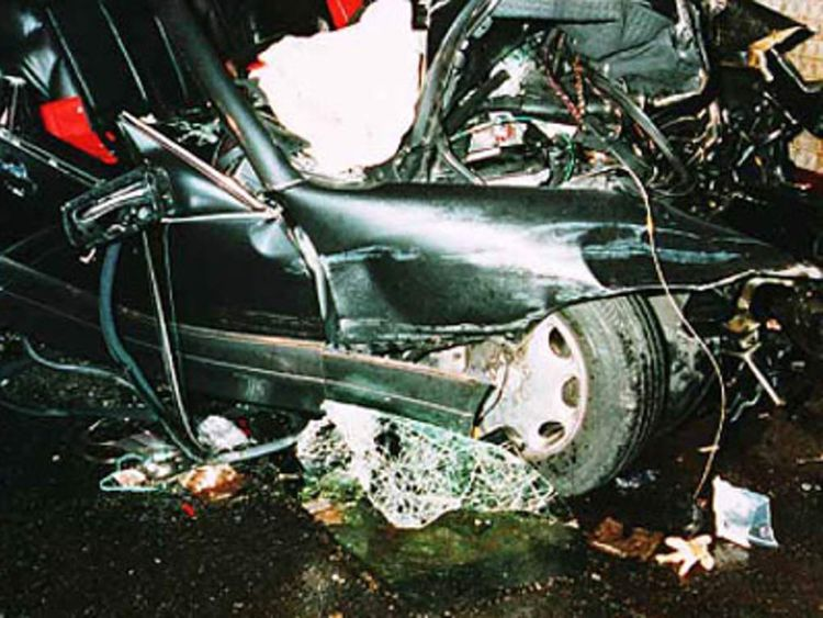 Officers investigated claims the SAS were involved in the crash in 1997