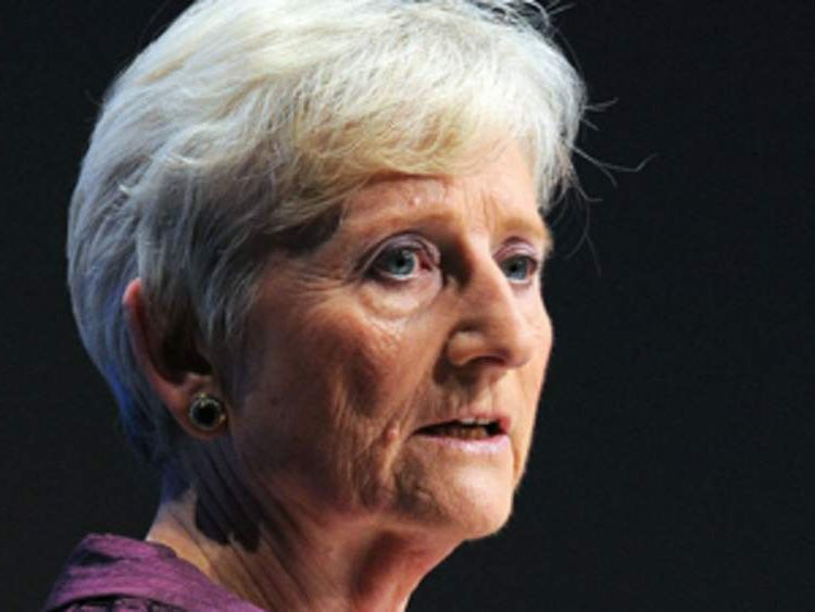 Baroness Neville-Jones steps down as Security Minister