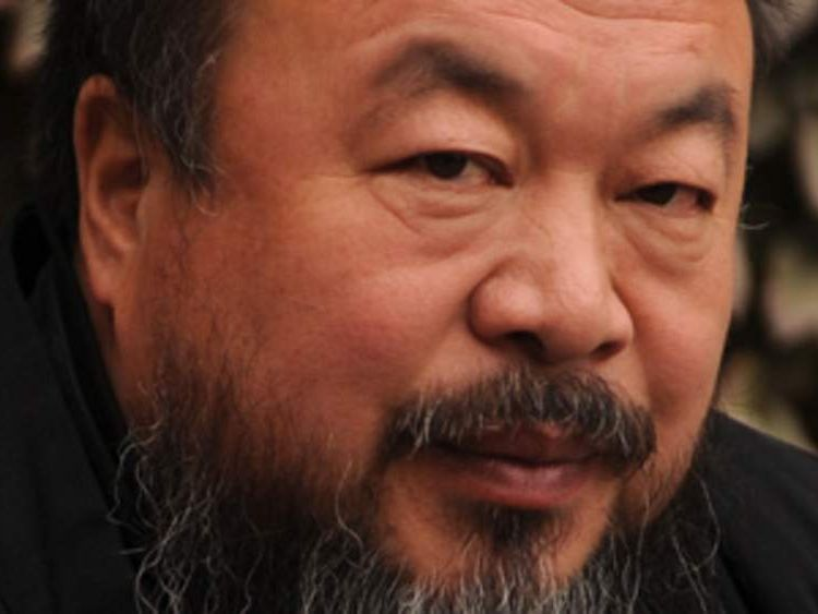 Mr Ai was detained as he attempted to take a flight to Hong Kong.