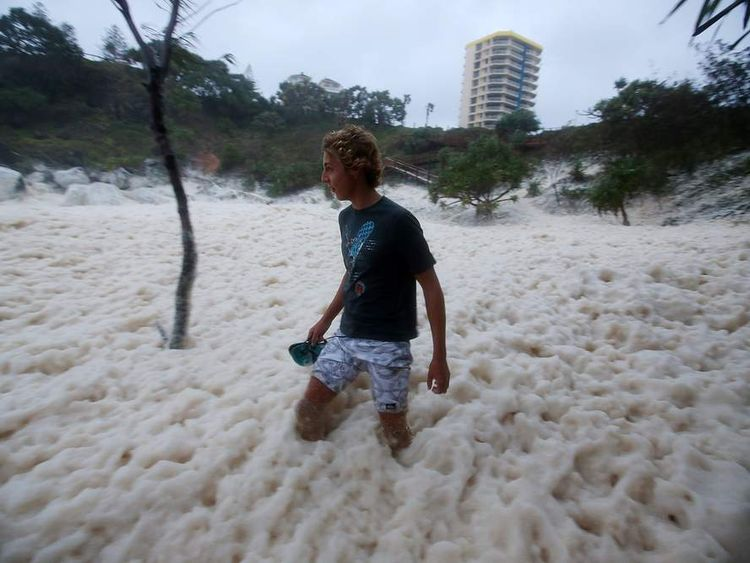 Severe Weather And Flash Flooding Hit Southern Queensland