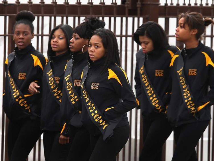 Funeral Held For Hadiya Pendleton killed in Chicago