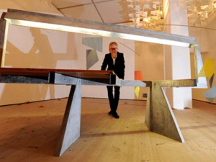 Martin Boyce Wins 2011 Turner Prize