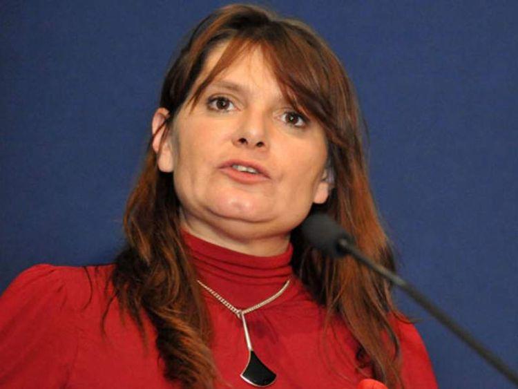 Child protection campaigner Sara Payne