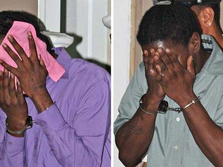 Antigua murderers