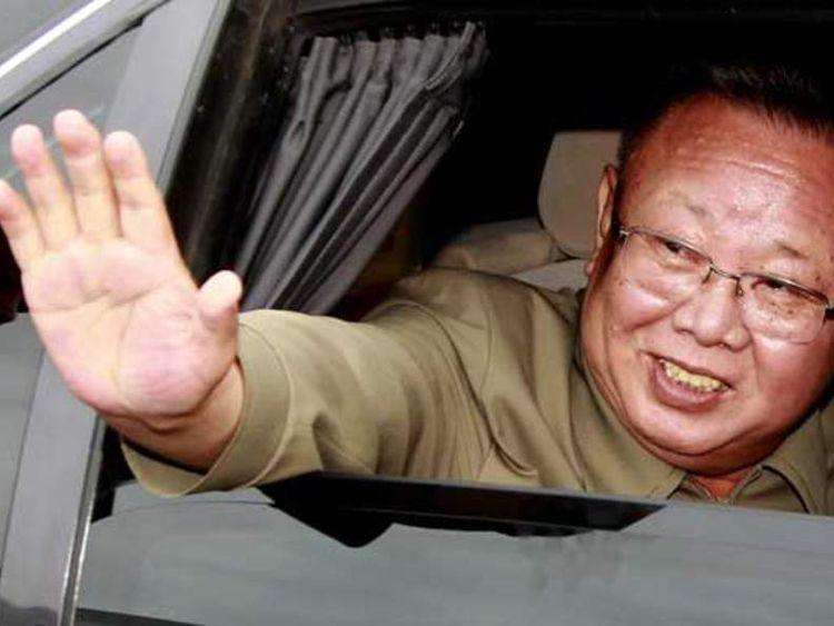 North Korea's leader Kim Jong-Il