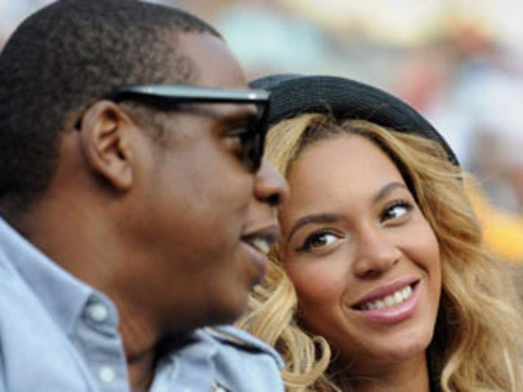 Beyonce and Jay-Z in New York