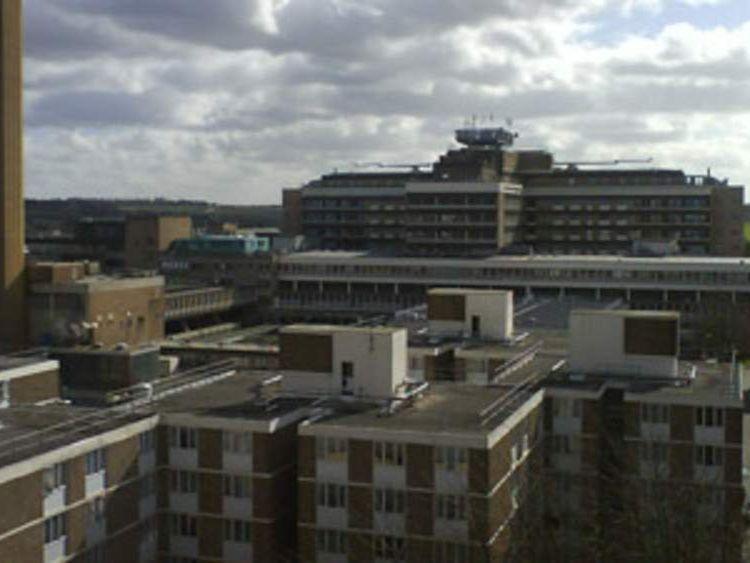 Addenbrookes hospital in canbridgeshire