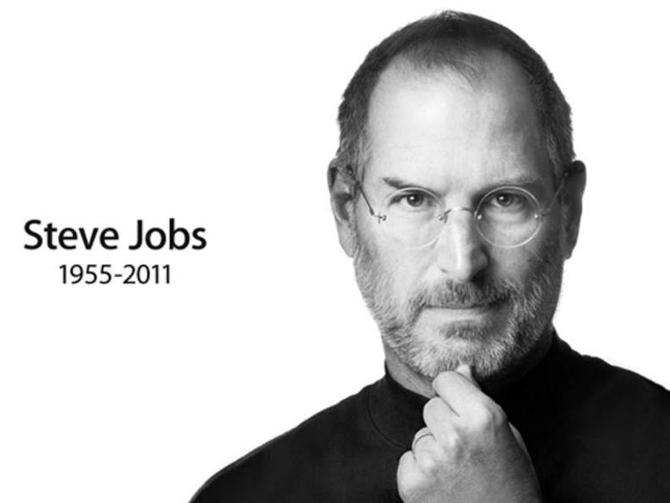 Apple Steve Jobs Tribute Picture