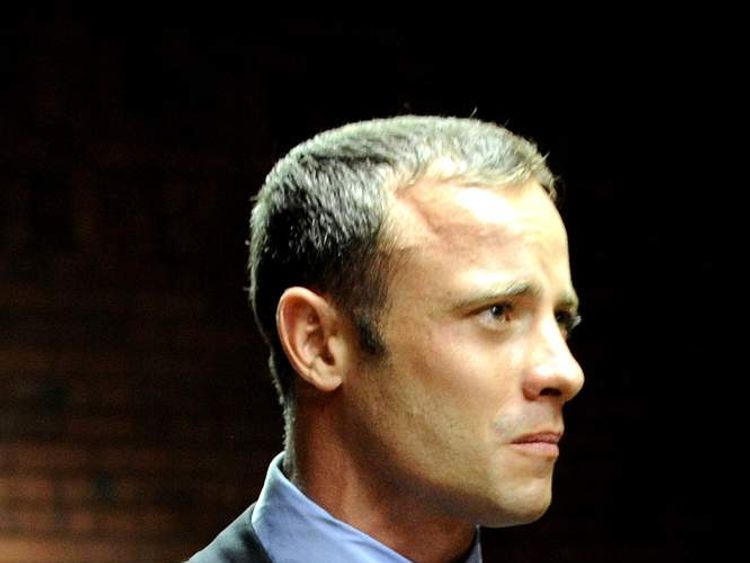 Oscar Pistorius bail hearing on charge of murdering girlfriend Reeva Steenkamp
